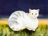 Cat Paintings by Donna Masters Kriebel (Vol.2) 10 pics