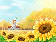 Painter illustrations £º Pastel Colours of Autumn21 pics