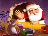 The Mouse Before Christmas - Fantasy illustration wallpapers19 pics