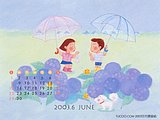 June 2003 Calendar Wallpapers7 pics