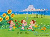 July 2003 Calendar Wallpapers11 pics