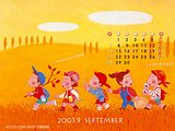 September 2003 Calendar Wallpapers10 pics