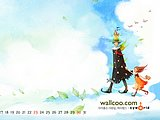 October 2005 Calendar Wallpapers 41 pics